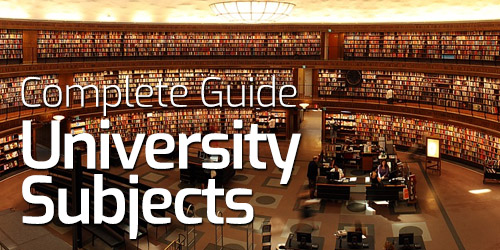 BritishUni A-Z University Subject Guide