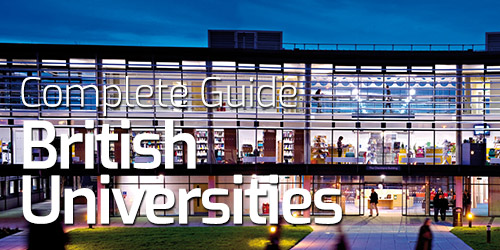 BritishUni Top UK Universities
