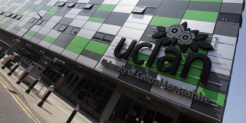 Uclan University Of Central Lancashire Gallery 01